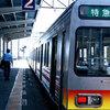 富山地方鉄道・五百石駅、上市駅周辺徘徊