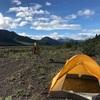 カナダ〜アラスカ旅164日目 デナリバックカントリー5泊6日 最終日