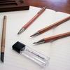思わず削りたくなる、書きたくなる「大人の鉛筆」