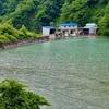 菅沼ダム(富山県南砺)