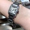 N・K様の腕時計選び【カルティエ】Cartier タンク フランセーズ