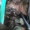 ラジエーター漏れ