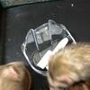 ご飯のうつわを、こぼれにくい容器に変えてみました