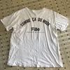 30年前のコムサデモードのTシャツ