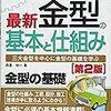 日本の金型技術は世界一。一見地味だが、実は自動車や素材の競争力を支える重要な産業。「図解入門よくわかる 最新金型の基本と仕組み[第2版]」