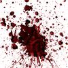 血痕・血しぶきのフリー素材配布します。濃淡があり、リアル系に向いています。