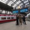 ケルンのホテルと「駅前世界遺産」訪問。(GW鉄道旅行欧州編4)