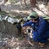 石臼用石材調査