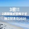 ビーチが3密!ハワイの独立記念日2020