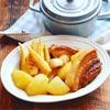 柔らか豚バラチャーシューと筍と大根の煮物*