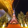 東京タワーウィンターイルミネーション2019 【点灯時間 点灯期間 料金 感想 混雑】