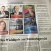 総選挙 Bundestagswahl