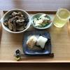 芋煮でランチ  9/28        月曜  昼