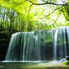 隠れたインスタジェニックな場所【鍋ヶ滝】【男池園地】