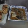 幸運な病のレシピ( 2127 )朝:ハマチ味噌煮、ハマチ醤油たらし焼き、スズキの味噌汁