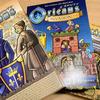 【名作再び!】オルレアン(拡張:侵略 / 交易と陰謀)日本語版|遂に届いたEngames版オルレアン!せっかくなのでミニオルレアン特集です。