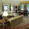 アメリカ大統領執務室