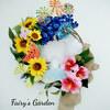 【作品ギャラリー】季節に合わせてお花を飾る ~夏の想い出Vol.1~