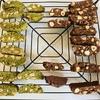 【note】スコシア3月のテーマ『抗酸化作用』で習ったナッツのお菓子を復習した。