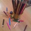 色鉛筆セラピーと、この機会にジュリア・キャメロンの本を読み返し始める