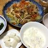 野菜たっぷり!すき焼き風うどん炒め・野菜の甘みが美味しい♬中華丼