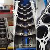 【RB25】コンプリートエンジンの組み付け準備を進めました。