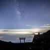 山での山岳星景撮影の個人的な感想や装備についてをまとめてみました。