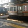 中央線 塩尻駅でトレインウォッチ