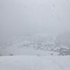 大雪の白川郷が見たい。
