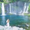 静岡short trip3-白糸の滝-