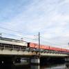 貨物列車撮影 4/14 東京メトロ2000系甲種、EF66 27充当5097レなど