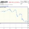 香港株:指値オーダーunexecutedのお知らせでガックシ。