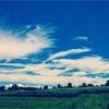 夏の安曇野を散歩してきたよ、大好きな安曇野の風景。
