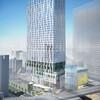■ (写真)建物, 渋谷ストリーム, 完成予想図