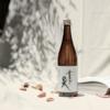 「長野 女鳥羽の泉 夏本醸造」穏やかな甘味を見せる水のようなお酒。ただ、御燗も勧めたい!