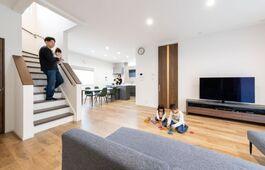 子どもたちを見守れる、強くて快適なスマートホームが完成!