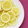 絞りやすいレモンの切り方