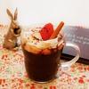 アンチエイジングの王様ルイボスでホットチョコレートを作ろう!