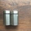 【シンプル&男前なキッチングッズ】キャンドゥのスパイスボトル(調味料入れ)