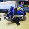 穴釣り用リール「TAKAMIYA パワーミニットII」を購入!左ハンドルに変更&グリスアップ。