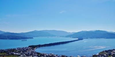 カニと温泉を求めて、京都の天橋立に行く予定