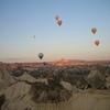 【トルコ:カッパドキア】 思い出写真で旅気分♬ カッパドキアで人生初の『気球体験』 その2