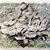 大橋忍 切り絵作品展「白き幾花の舟に」(SISON GALLERy)