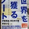 世界を獲るノート vol.3 朝比奈沙羅選手編