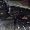#バイク屋の日常 #ヤマハ #ジョグ #オイル交換 #0.8L