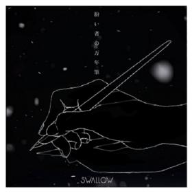 地元・青森から飛び立った3ピースバンド・SWALLOWの3rd Single 「紛い者の万年筆」が2月14日(日)より配信決定!新アーティスト写真も公開