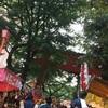 花園神社のお祭りに行って来ました