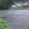 河川状況、本日の釣果