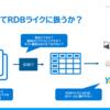CData MongoDB Driverを使ってドキュメント指向NoSQLであるMongoDBをRDBライクに扱う方法