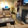 【アメリカ・ポーツマス】宿泊したホリデイ・インの様子をご紹介(客室、ロビー、プールなど)